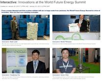 Innovations Word Future Energy Summit