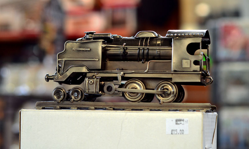 Shildon National Railway Museum: A blast from the past