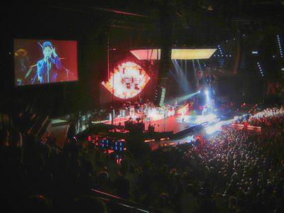 Prince in concert in Zurich - August 17 2011