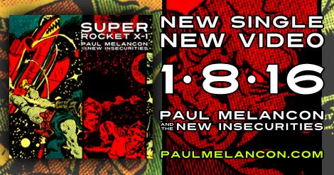 New Single! New Video! 1-8-16!