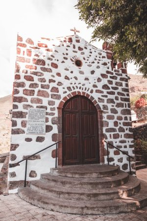 Masca church Tenerife