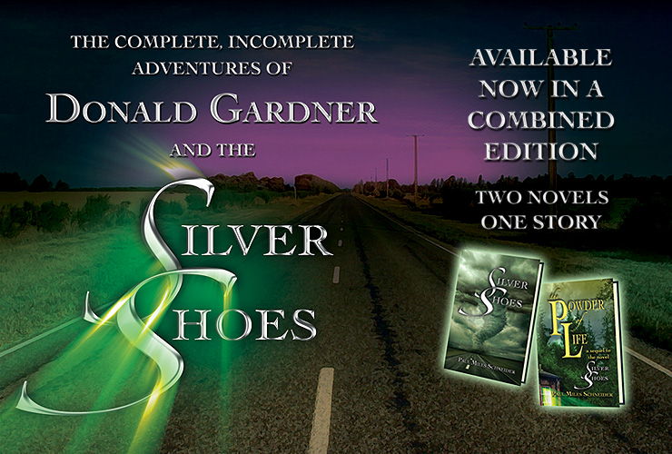 The Complete, Incomplete Adventures of Donald Gardner and the Silver Shoes