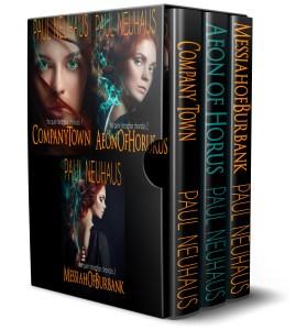 Book Cover: The Quinn Henaghan Chronicles
