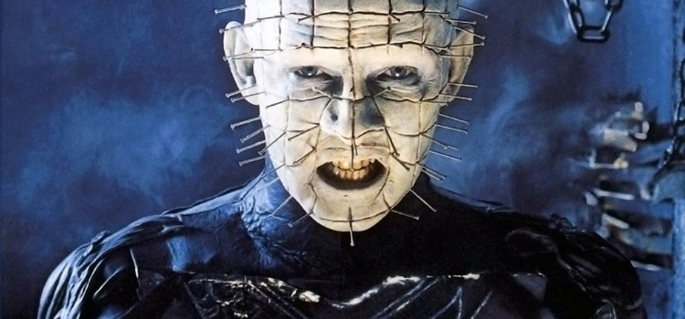 5 Reasons I'm Spending October with Clive Barker