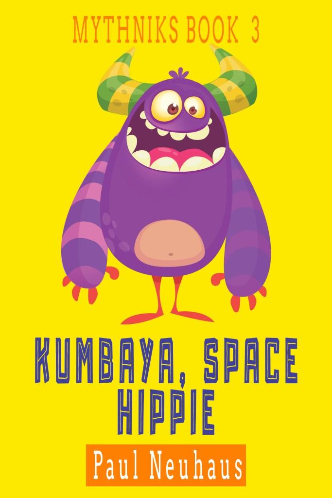 Book Cover: Kumbaya, Space Hippie