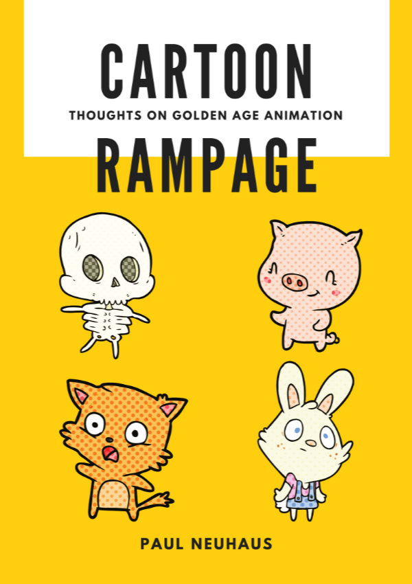 cartoon rampage cover
