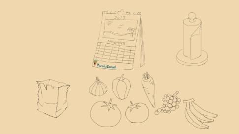 """Storyboard by Yu """"Fiona"""" Jiayue"""