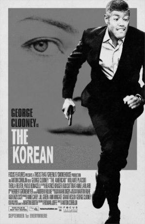Youn Kim as George Clooney