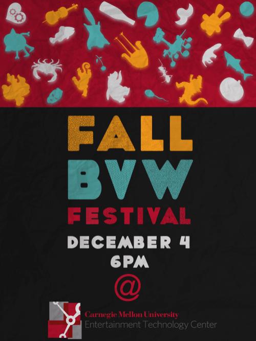 BVW Festival Concept Poster