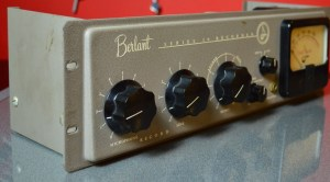 Pré amplificador do gravado de rolo Berlant