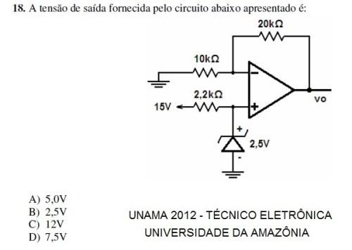 UNAMA - QUESTÃO 18