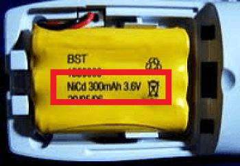 Bateria NiCd