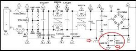 Fig.7 - Filtro de linha