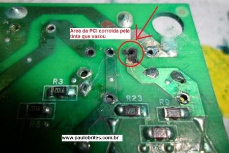 Fig.9 - Recuperando a PCI da Fonte