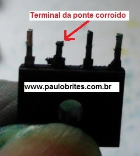 Fig. 8 - Ponte retificadora