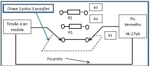 Fig. 10 Divisor de tensão