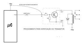 Fig.6 - Aplicação do transistor digital