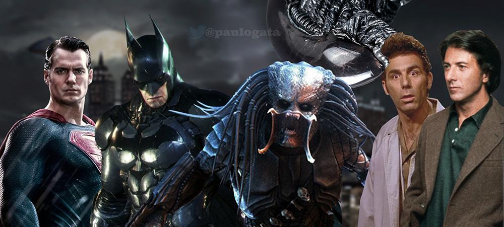 Batman vs Everything