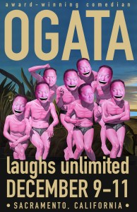 Paul Ogata in Sacramento @ Laughs Unlimited | Sacramento | California | United States