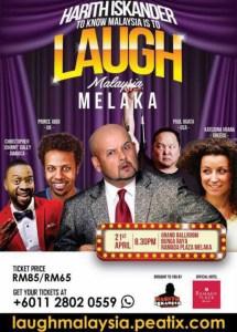 Paul Ogata in Melaka @ Ramada Plaza Grand Ballroom | Melaka | Melaka | Malaysia