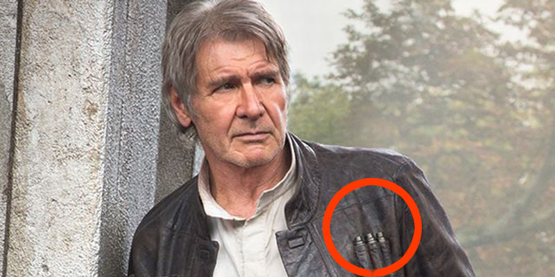 A Star Wars Mystery