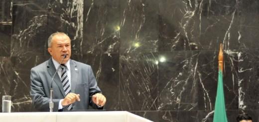Paulo Guedes no plenário da ALMG