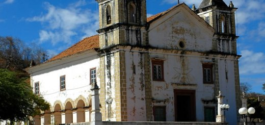 Igreja de Nossa Senhora da Conceição, em Matias Cardoso. Foto Renato Lopes