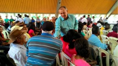 deputado paulo guedes - Apoio às comunidades rurais de São Francisco
