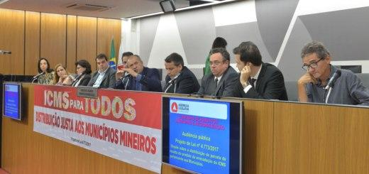 Prefeitos defendem novas regras para distribuição do ICMS, PL de autoria do deputado Paulo Guedes