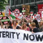 Less austerity will always mean more tax