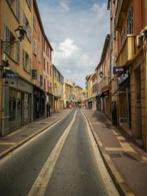 Saint-Tropez streets