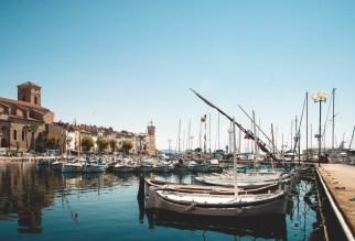 La Ciotat port