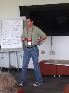 Paul Reali at CPSI 2013