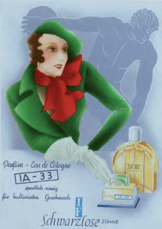 J.F. Schwarzlose - Vintage Poster 1A-33