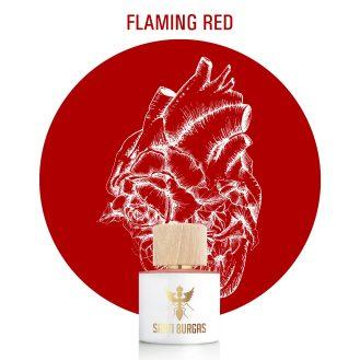 FLAMING ROUND
