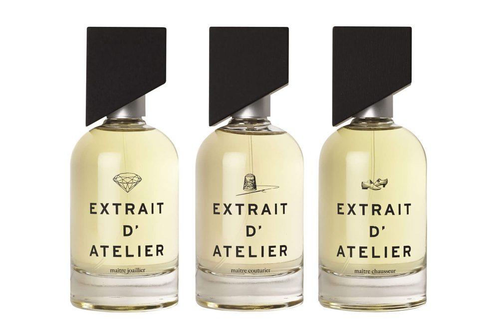 Extrait d'Atelier Parfums