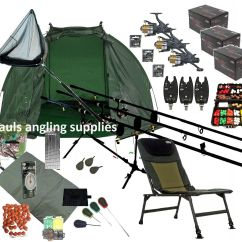 Fishing Chair Best Price Pub Table Chairs 3 Piece Set Rod Mega Carp Up Kit Rods Reels Alarms