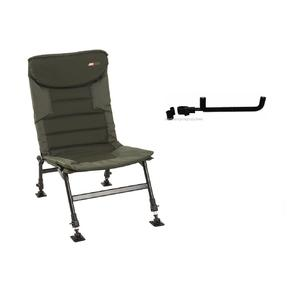 fishing chair uk modern wingback canada jrc folding carp adjustable legs with feeder rest