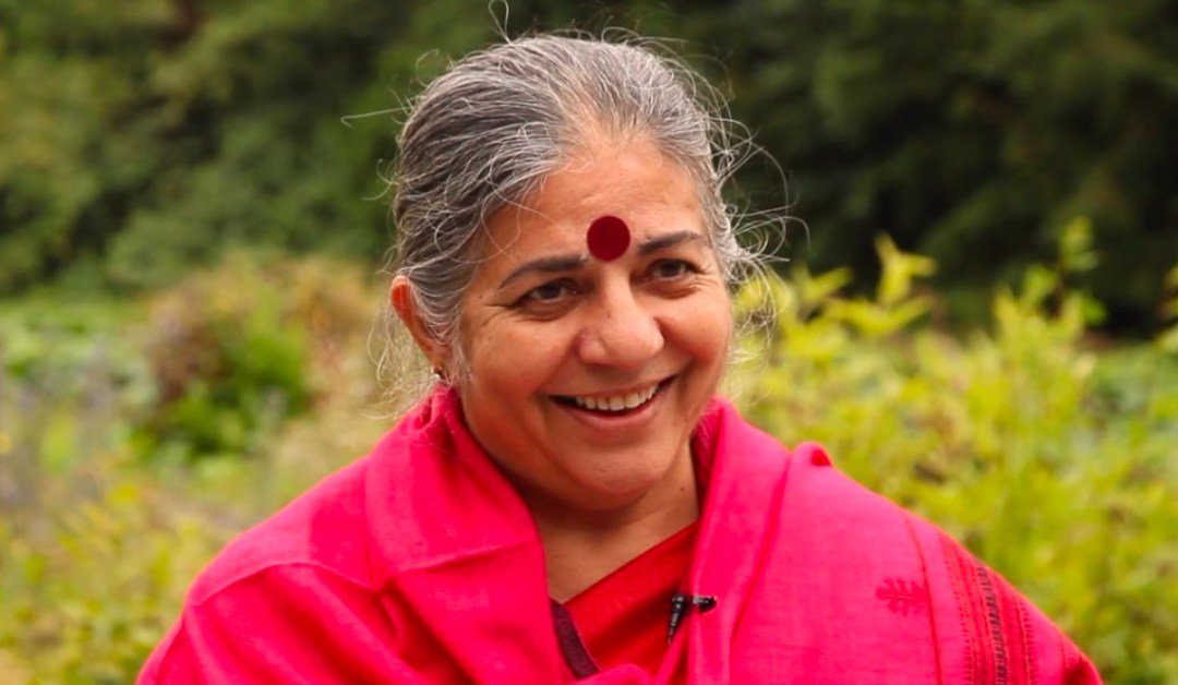 Dr. Vandana Shiva #834