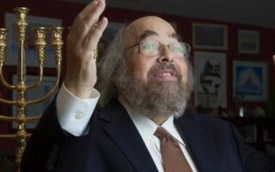 Rabbi Wayne Dosick, Ph.D. #859