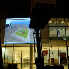 Domestic Electric Fence Wiring Diagram Pioneer Mixtrax Avh X2600bt Urban Intersections At Isea09 Belfast