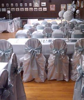 chair cover rentals durham region plastic wood chairs paul s halls oshawa banquet wedding reception venues for rent navy club 905 723 0871 click here to visit our website