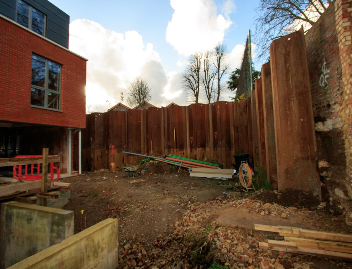 Winchester Place Progress Report N6 - photo 1