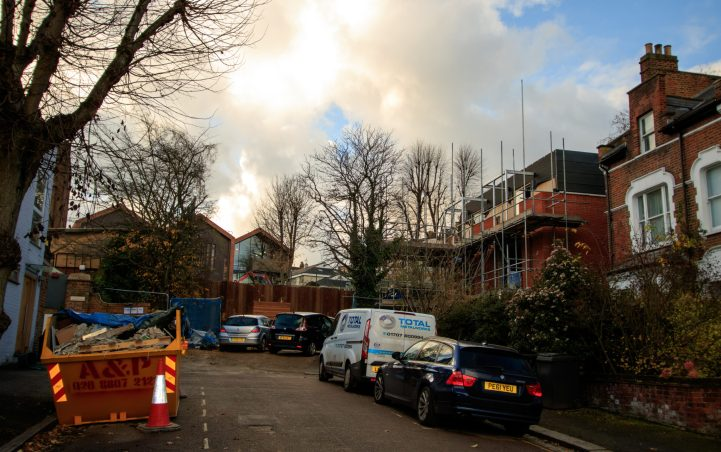 Winchester Place Progress Report N6 - photo 3