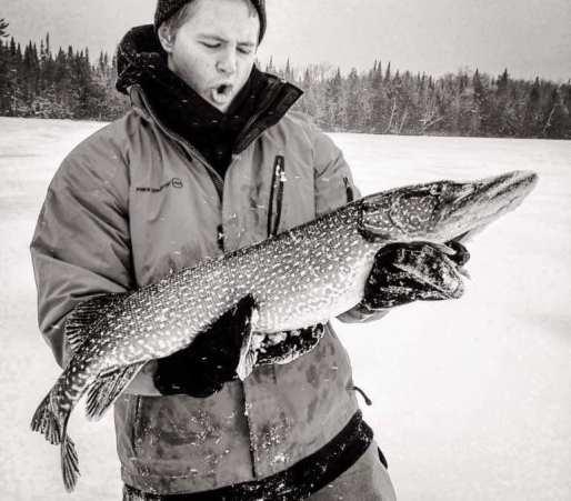 Deke Chapin - Northern Pike