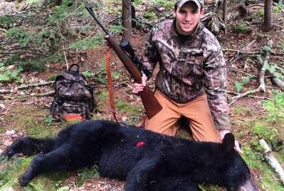 Gunnar Herbert - Black Bear