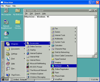 VMachine X86 PC Emulator For Windows Pauls Projects