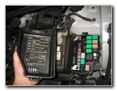 Hyundai Accent Electrical Fuse Replacement Guide  2011 To
