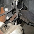 Ford escape front brake pads replacement guide 016