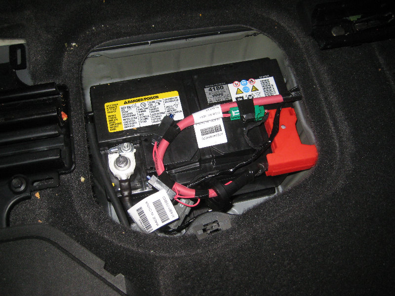 2010 Buick Enclave Fuse Box 2007 2016 Gmc Acadia 12v Automotive Battery Replacement